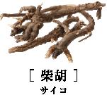 [ 柴胡 ]サイコ